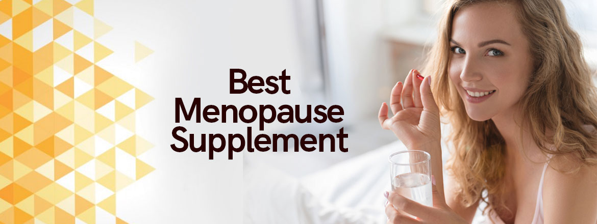 Best Menopause Supplement