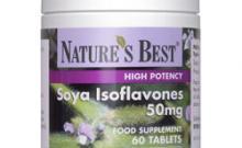 Nature's Best Soya Isoflavones Reviews