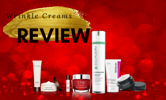 wrinkle creams review