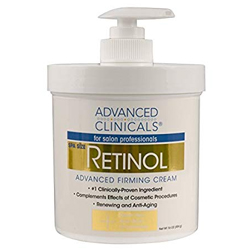 Advanced Clinicals Retinol Cream