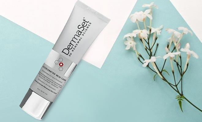 Dermaset anti wrinkle cream