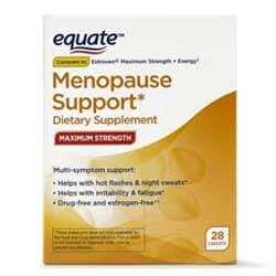 Equate Menopause Support