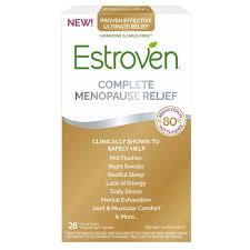 Estroven Complete Menopause Relief